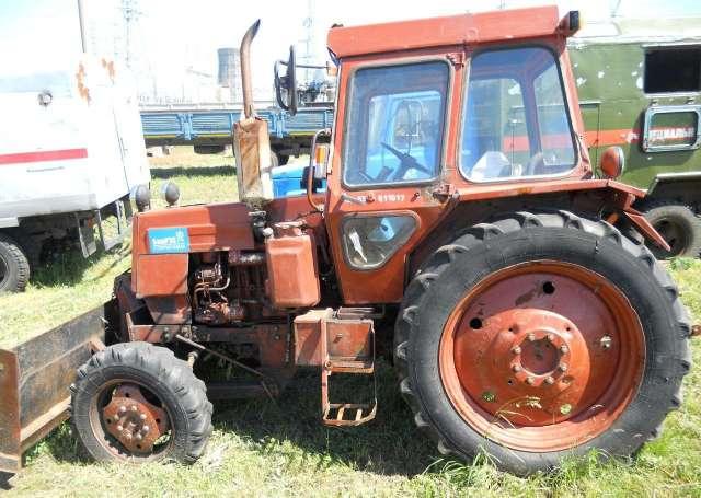 Трактор   купить в Уфе | Продажа тракторов, цены в Уфе