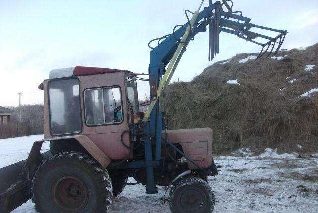 Купить трактор бу т40 курган