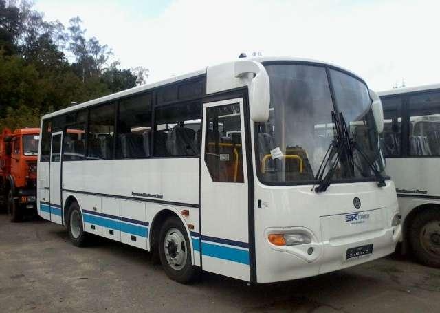 Кавз 4238-42 автобус.