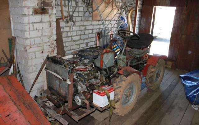 Трактора БУ и новые в Ярославской области