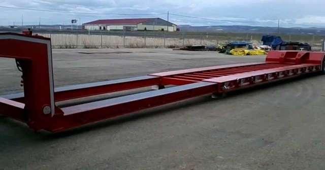 Трал до 85 тонн до 15 метров