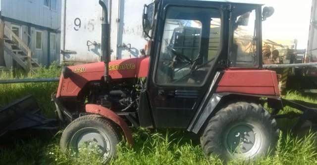 Трактор МТЗ-82 МК-РТР-1 / Раздел трактора / Спецтехника