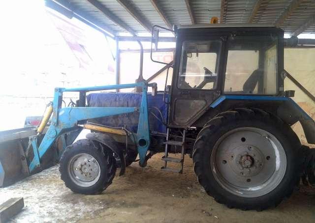 купить трактор мтз 82 бу в курганской области