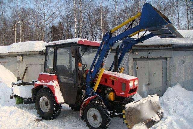 Купить Трактор ЛТЗ 55-А | Сельхозтехника