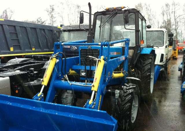 Потребительские товары: Трактора МТЗ 320 в России.