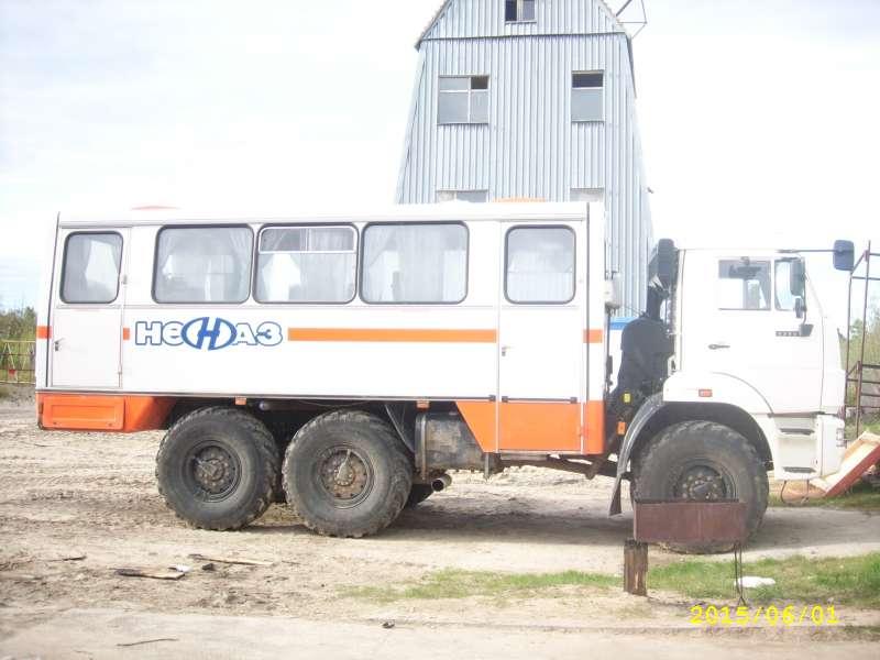 Нефаз-4208-11-13 на базе камаз-43114 - 2010 г.в