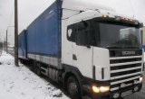 Scania r114 120 кубов, сцепка