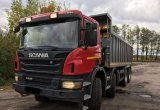 Самосвал скания scania p400 8/4 man volvo 2013года
