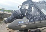 Продам катер риб skyboat 440rd