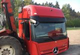 Кабина mercedes actros mp4 - 2017 года