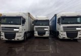 Тягач daf ft xf 105 space cab 2012 г