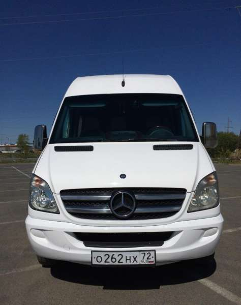 Mercedes-benz sprinter 2.2 mt, 2008, микроавтобус