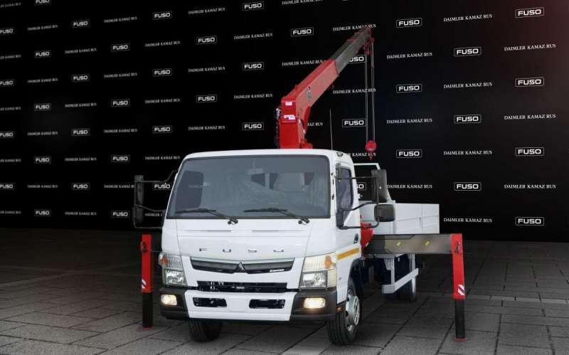 Fuso canter tf. кму fassi f65b.0.22. саратов