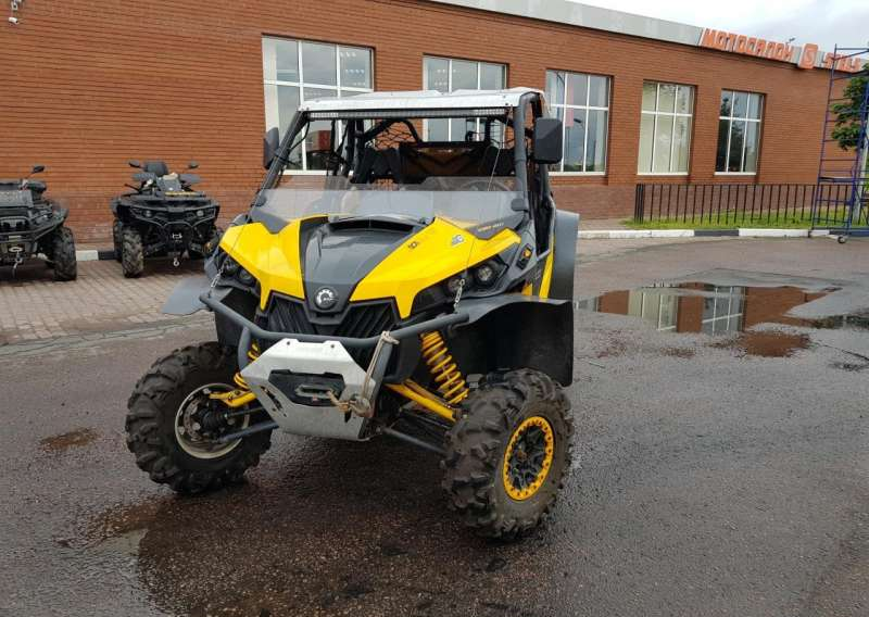 Utv brp can-am maverick xrs dps 1000efi