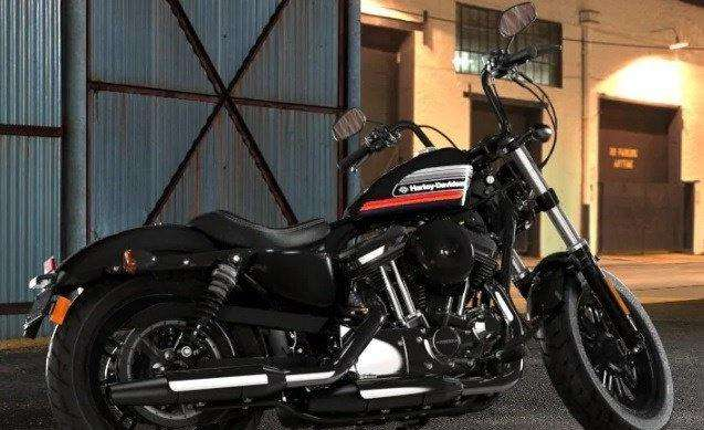 Harley-davidson xl1200xs (forty-eight special)