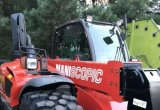 Погрузчик manitou 634-120 turbo
