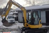 Мини-экскаватор caterpillar 305d cr, 2011г.в в Москве